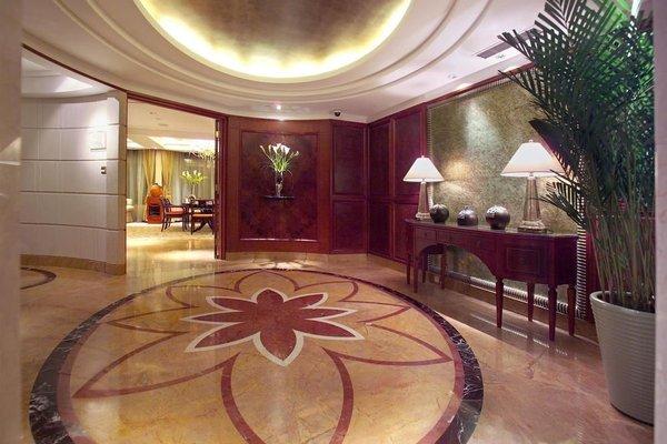 Swissotel Beijing Hong Kong Macau Center - фото 18