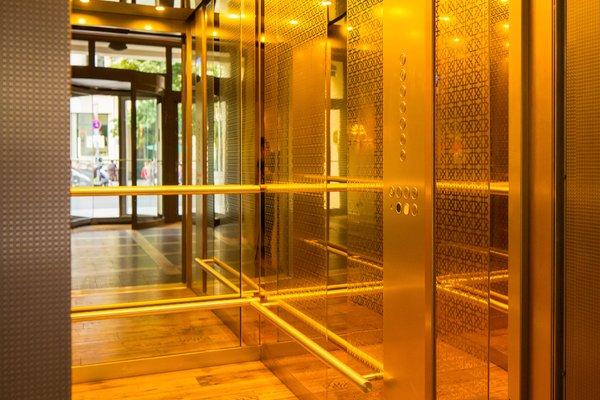 Monbijou Hotel - фото 16