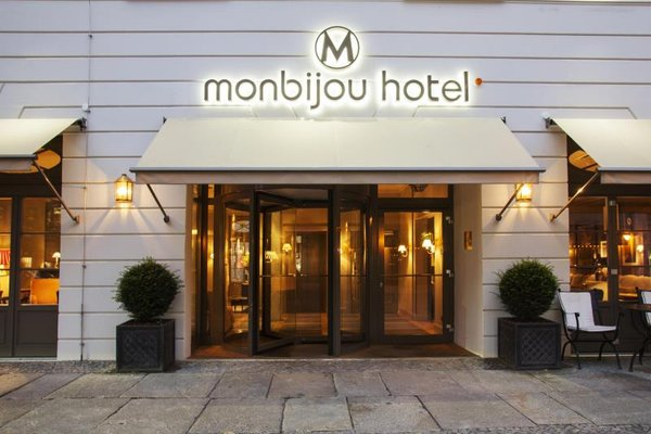 Monbijou Hotel - фото 21