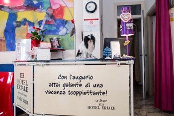 Hotel Eriale - фото 19