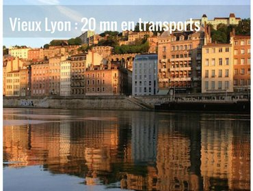 Апартаменты Appartement Lyon Villeurbanne - Enjoy in Lyon