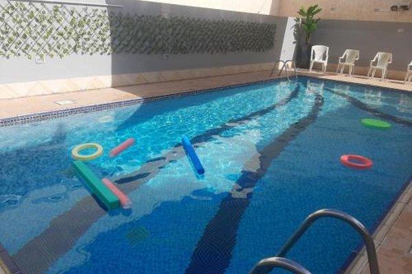 Al Raya Hotel Apartments - фото 55