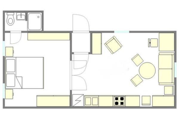 Apartment Benediktska - фото 10