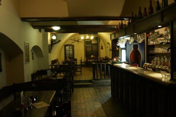 Hotel U Zlateho Andela - фото 21
