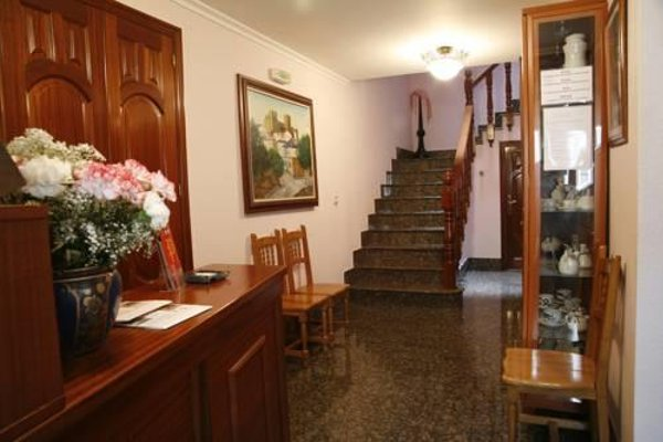 Hotel Pousada Vicente Risco - фото 12