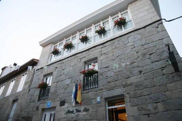 Hotel Pousada Vicente Risco - фото 16