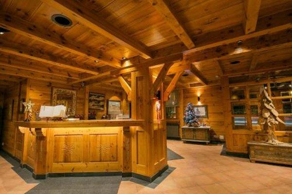 Hotel Xalet Montana - фото 14