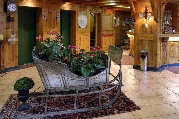 Hotel Xalet Montana - фото 6