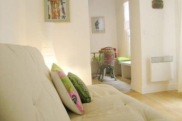 APART OF PARIS - LE MARAIS - RUE SAINT MARTIN - 3 BEDROOM - 3