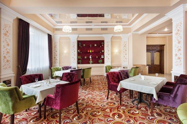 Бизнес отель Маск - фото 18