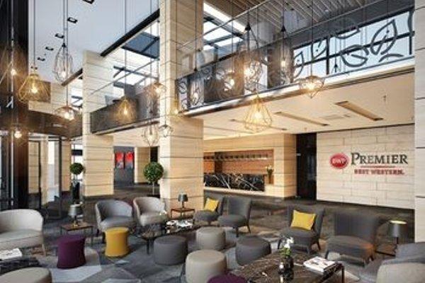 Best Western Premier Sofia Airport Hotel - фото 14