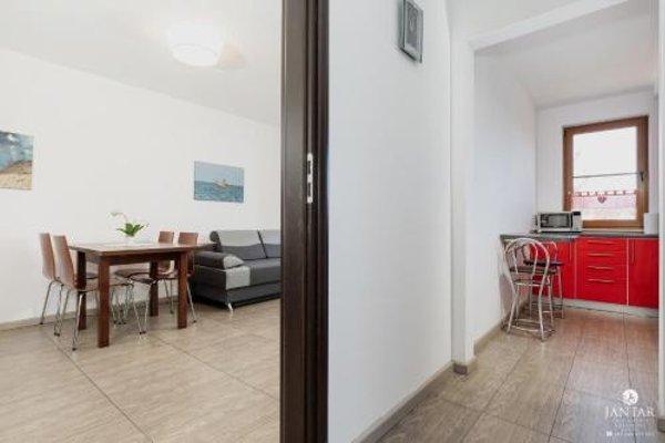Jantar Apartamenty City Center - фото 12