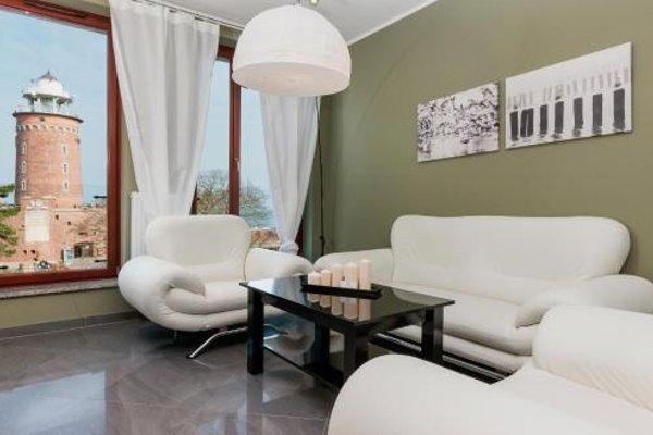 Jantar Apartamenty - Penthouse Sea View Morska - фото 19