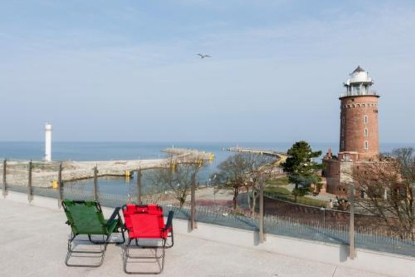 Jantar Apartamenty - Penthouse Sea View Morska - фото 7