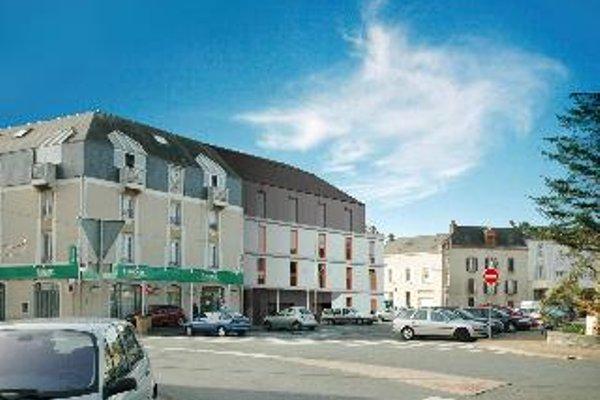 Inter Hotel Cholet - фото 16
