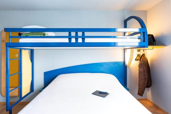 ibis budget Bordeaux Centre - Gare Saint Jean - 50