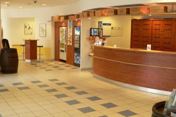 ibis budget Bordeaux Centre - Gare Saint Jean - 14