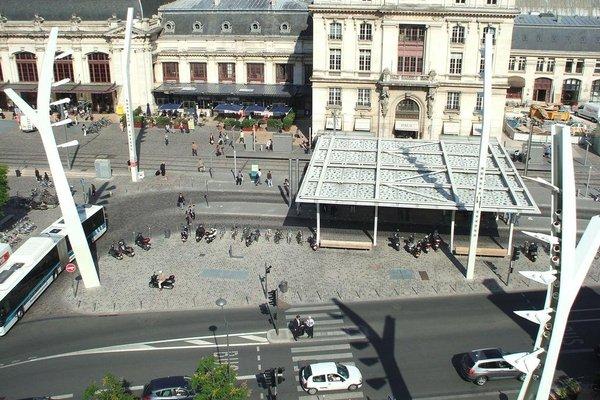 ibis budget Bordeaux Centre - Gare Saint Jean - фото 18