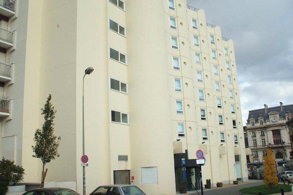 ibis budget Bordeaux Centre - Gare Saint Jean - фото 20