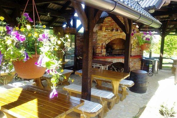 Etno Garden Apartments - фото 14