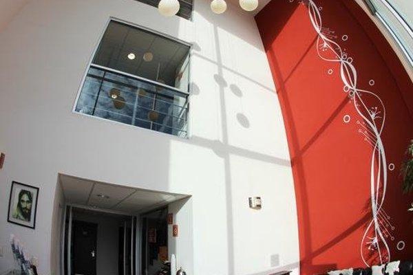 Hotel Nuvo - фото 17