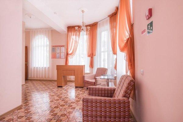 Отель Яхт-клуб Симеиз - фото 12