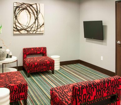 โรงแรม Hampton Inn & Suites Denver Downtown Convention Center