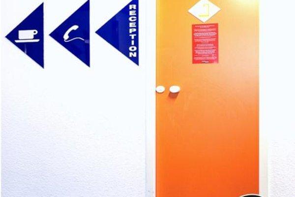 Motel 24h Hannover - фото 13