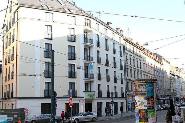 Augusten Hotel Munchen - фото 22