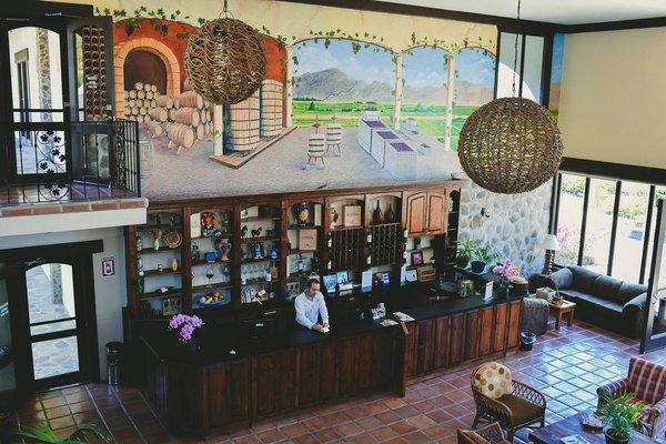 Hacienda Guadalupe Hotel - фото 14