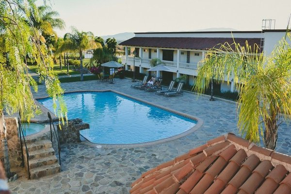 Hacienda Guadalupe Hotel - фото 21