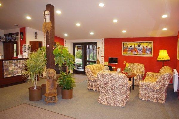 Hotel Safari Lodge - фото 11