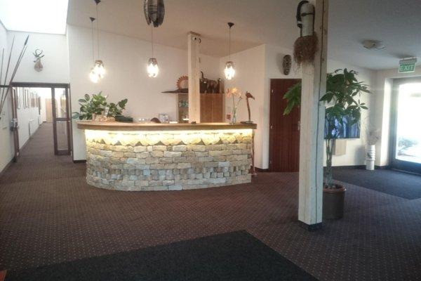 Hotel Safari Lodge - фото 12