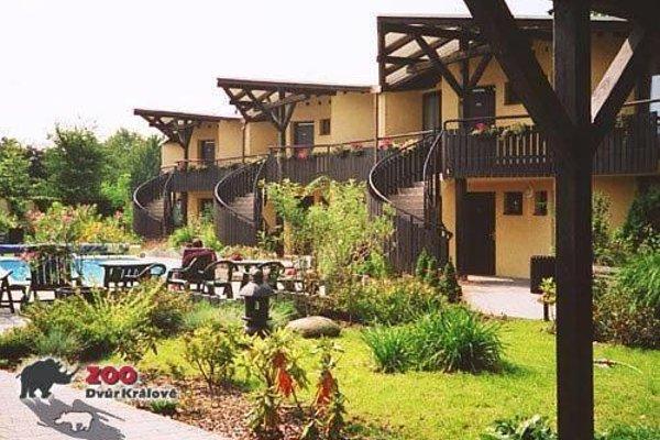 Hotel Safari Lodge - фото 20