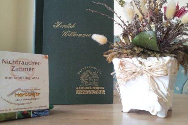 Gasthaus-Pension Herberger - фото 6