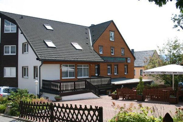 Gasthaus-Pension Herberger - фото 7
