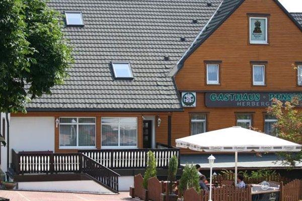 Gasthaus-Pension Herberger - фото 9