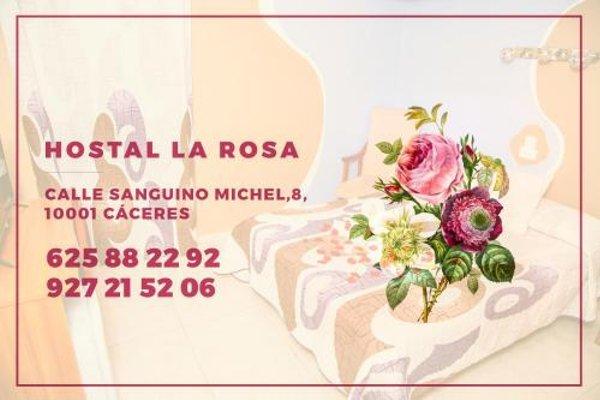 Hostal La Rosa - 7