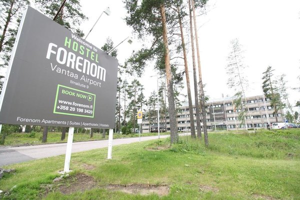 Forenom Hostel Vantaa Airport - фото 20