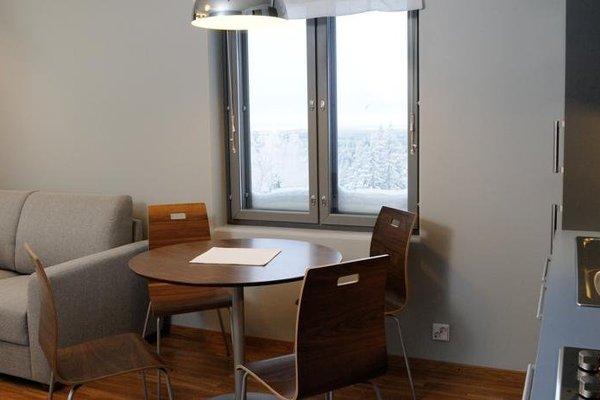 Aparthotel Simpsionkullas - фото 14