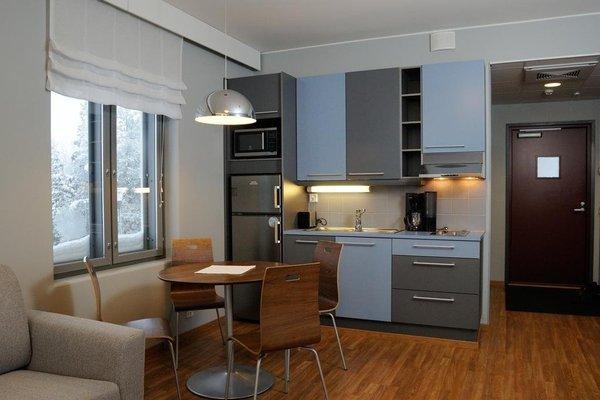Aparthotel Simpsionkullas - фото 15