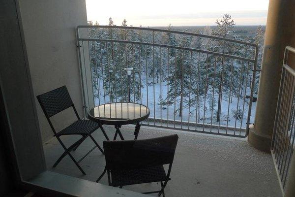 Aparthotel Simpsionkullas - фото 20