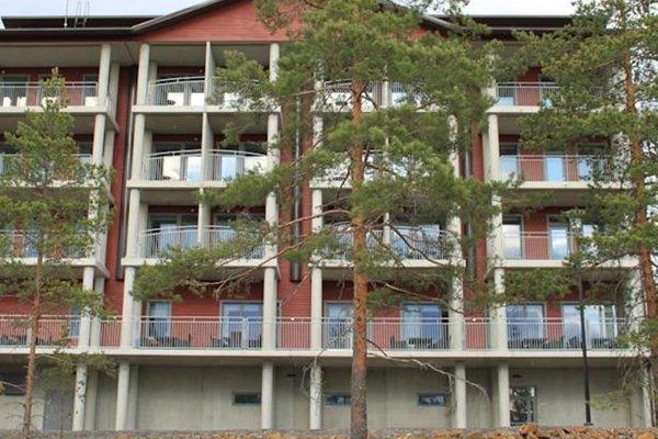 Aparthotel Simpsionkullas - фото 23