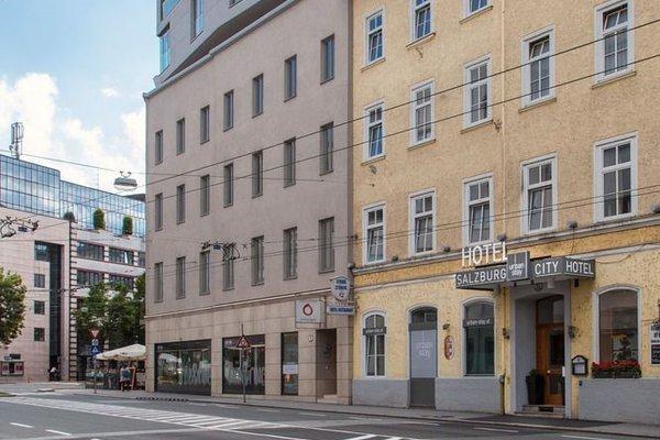 Urban Stay Salzburg City - фото 21