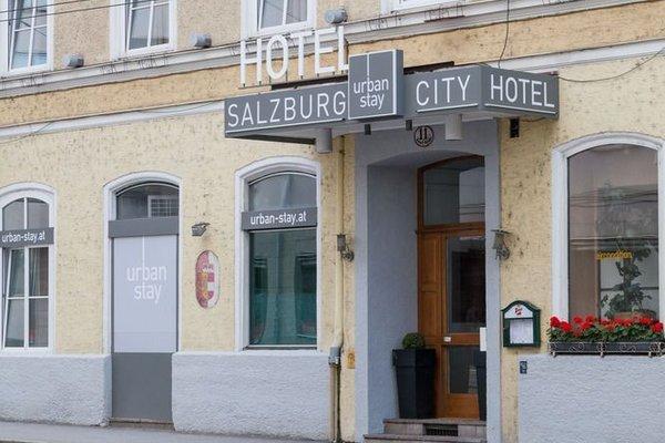 Urban Stay Salzburg City - фото 23