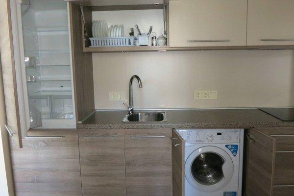 Cat Garden Premium Apartments Riga - фото 15