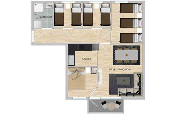 Apartment - Margit Hansens gate - 14