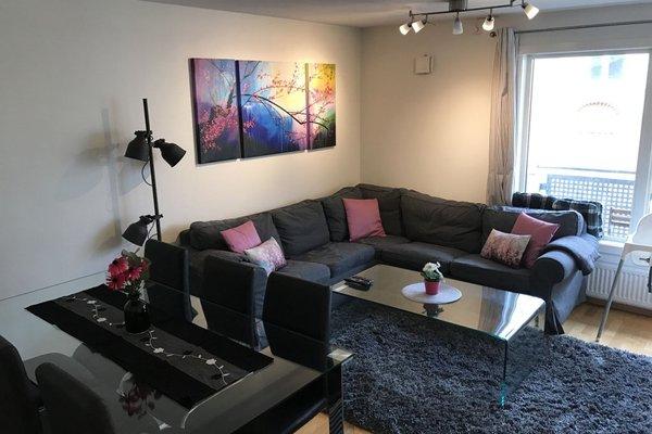 Apartment - Margit Hansens gate - 17