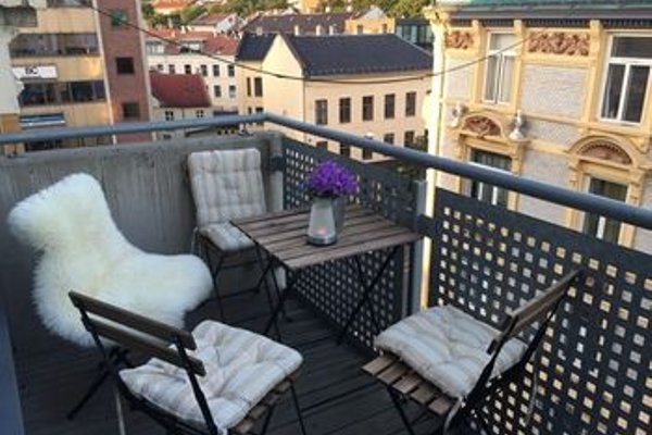 Apartment - Margit Hansens gate - 21