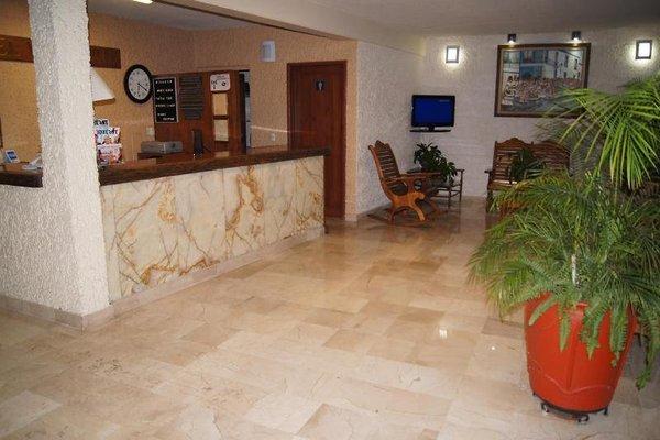 Hotel Veracruz - фото 6